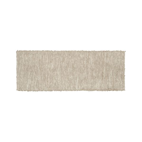 Harriet Taupe 2.5'x7' Runner