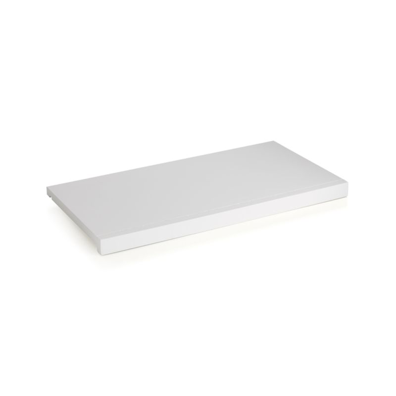 "Harrison Modular 24"" White Shelf"