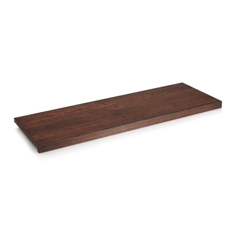 """Harrison 36"""" Cherry Modular Shelf"""
