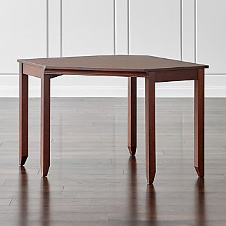 Harrison Cherry Modular Corner Desk