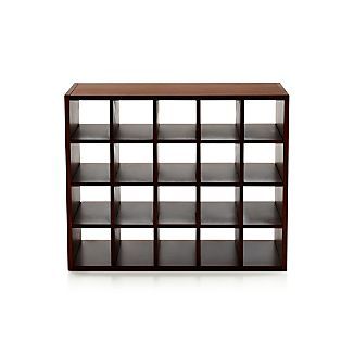 Harrison Cherry Modular Wine Rack Insert
