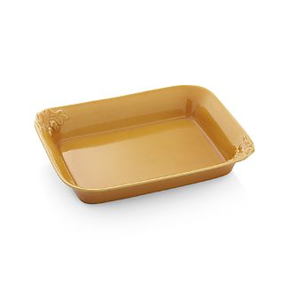 Harvest Yellow Baking Dish