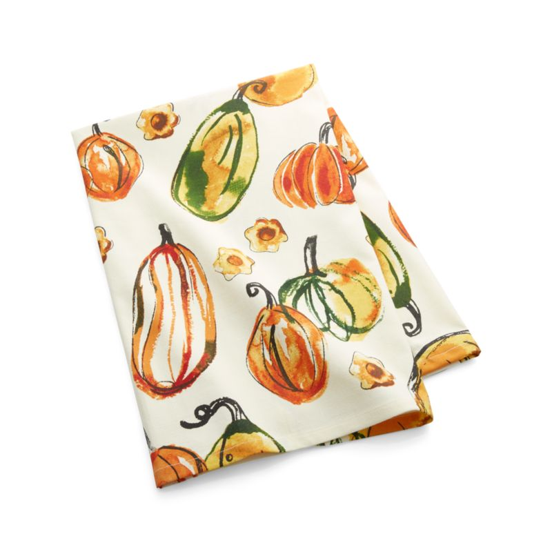 Harvest Dish Towel