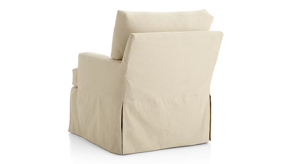 Slipcover Only for Hathaway Glider Ottoman
