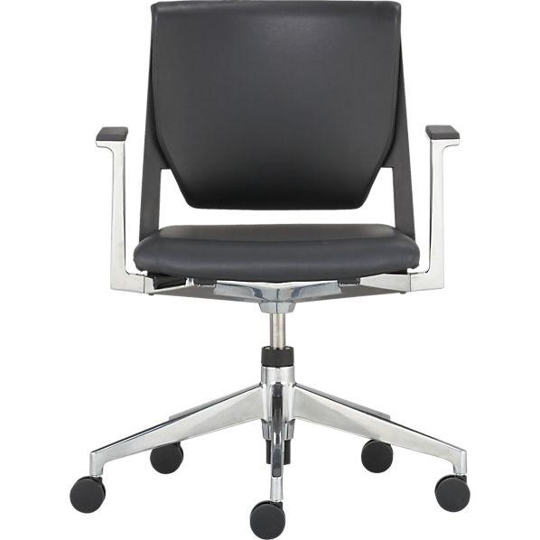 Haworth ® Very ™ Black Office Chair
