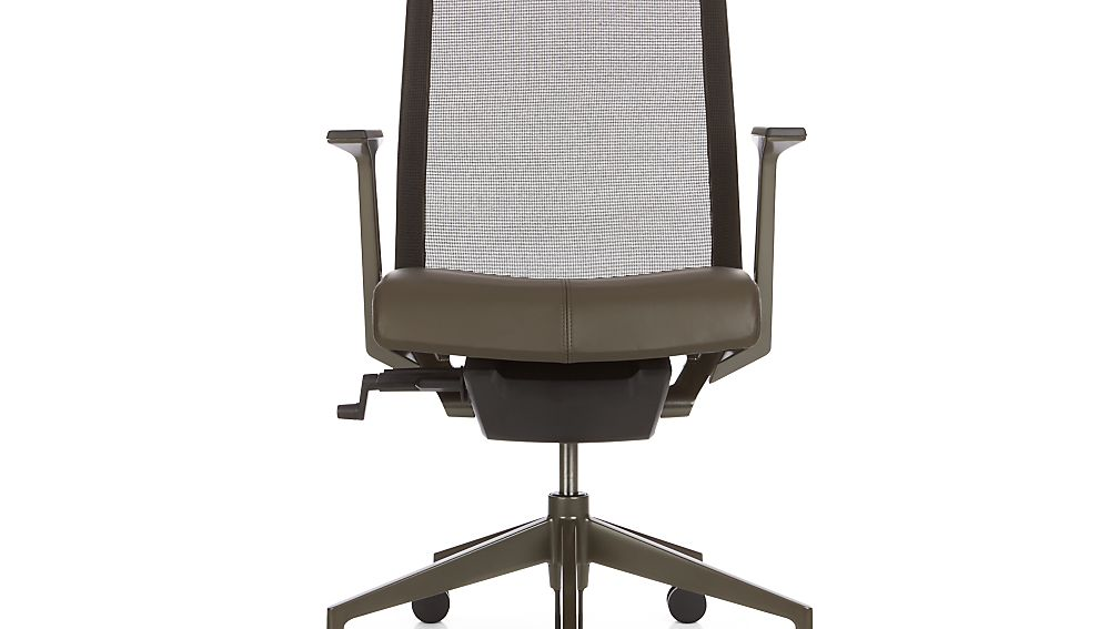 Haworth ® Very ™ Leather Task Chair