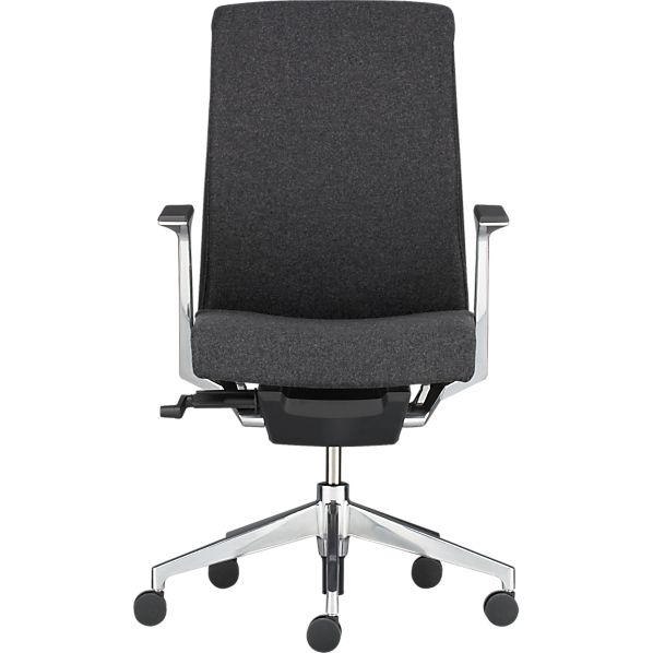 Haworth ® Very ™ Charcoal Task Chair