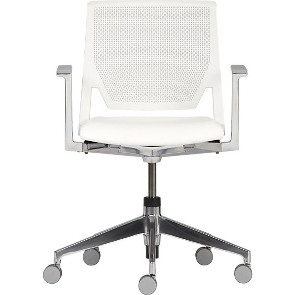 Haworth ® Very ™ White Office Chair