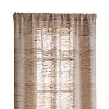 "Hayden Silk 48""X84"" Curtain Panel"