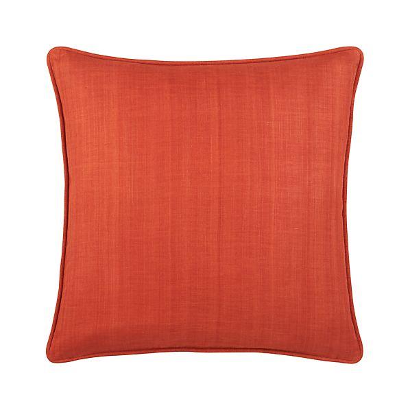 """Hayward Paprika 18"""" Pillow"""