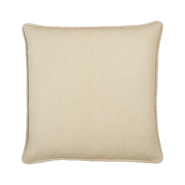 "Hayward Off White 18"" Pillow"