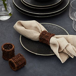 Hearth Napkin Ring