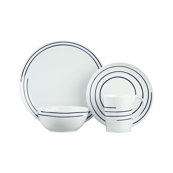 Helix 4-Piece Place Setting