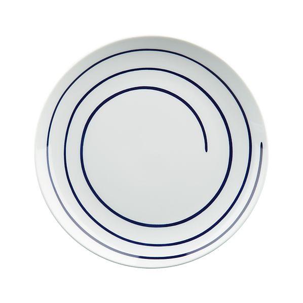 Helix Salad Plate