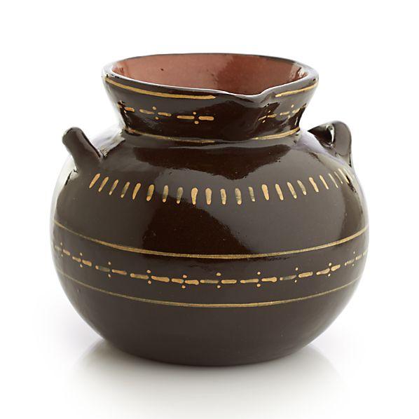 Hot Chocolate Olla De Barro Pot