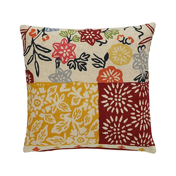 """Hester 20"""" Pillow Feather-Down Insert"""