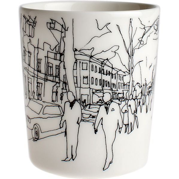 Marimekko Hetkia Moments Mug without Handle