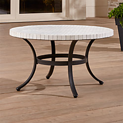 Hexa Side Table Crate And Barrel