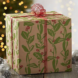 Holiday Berry Gift Wrap