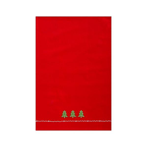 Holiday Tree Dishtowel