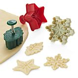 Set of 3 Holiday Pie Crust Cutters