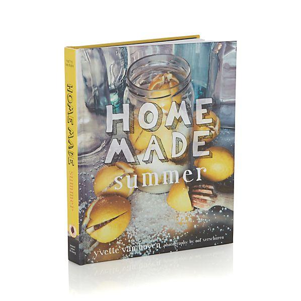 Home Made Summer Cookbook