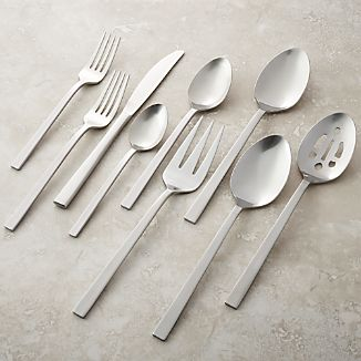Hudson 52-Piece Flatware Set