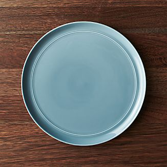 Hue Blue Dinner Plate