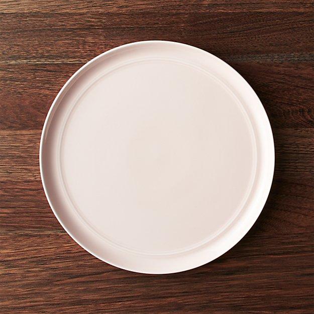 Hue Blush Dinner Plate