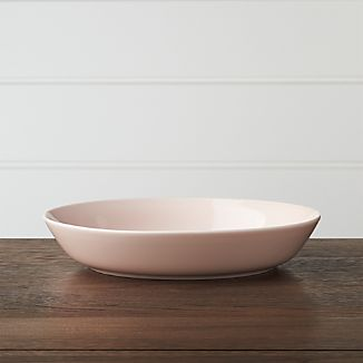 Hue Blush Low Bowl