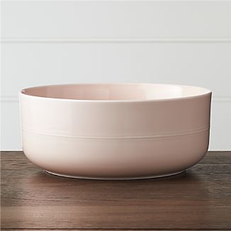 Hue Blush Serving Bowl