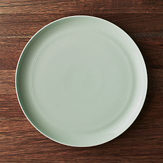 Hue Green Platter