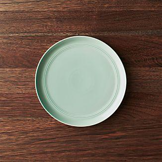 Hue Green Salad Plate