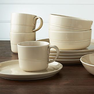 Hue Ivory Dinnerware