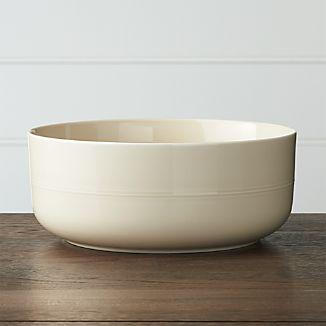 Hue Ivory Serving Bowl