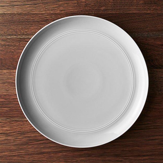 Hue Light Grey Platter