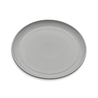 Hue Light Grey Platter