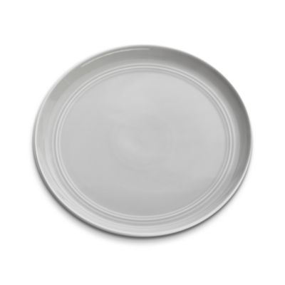 Hue Light Grey Salad Plate