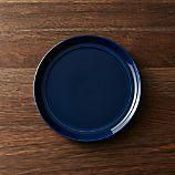 Hue Navy Blue Salad Plate