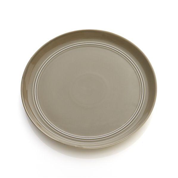 Hue Taupe Salad Plate