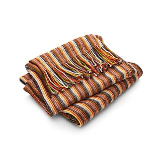 Humphrey Striped Throw