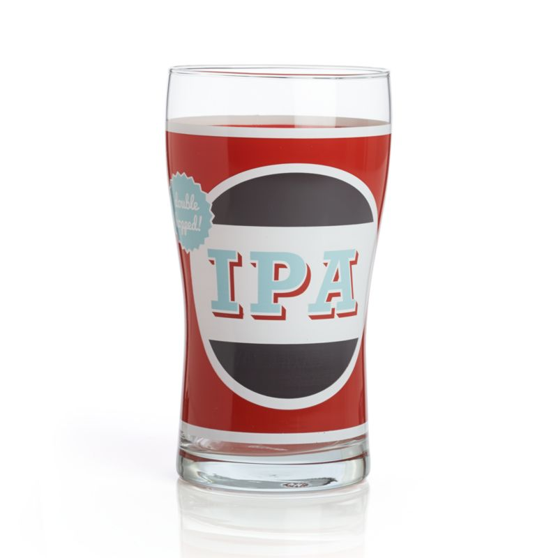 IPA Beer Glass