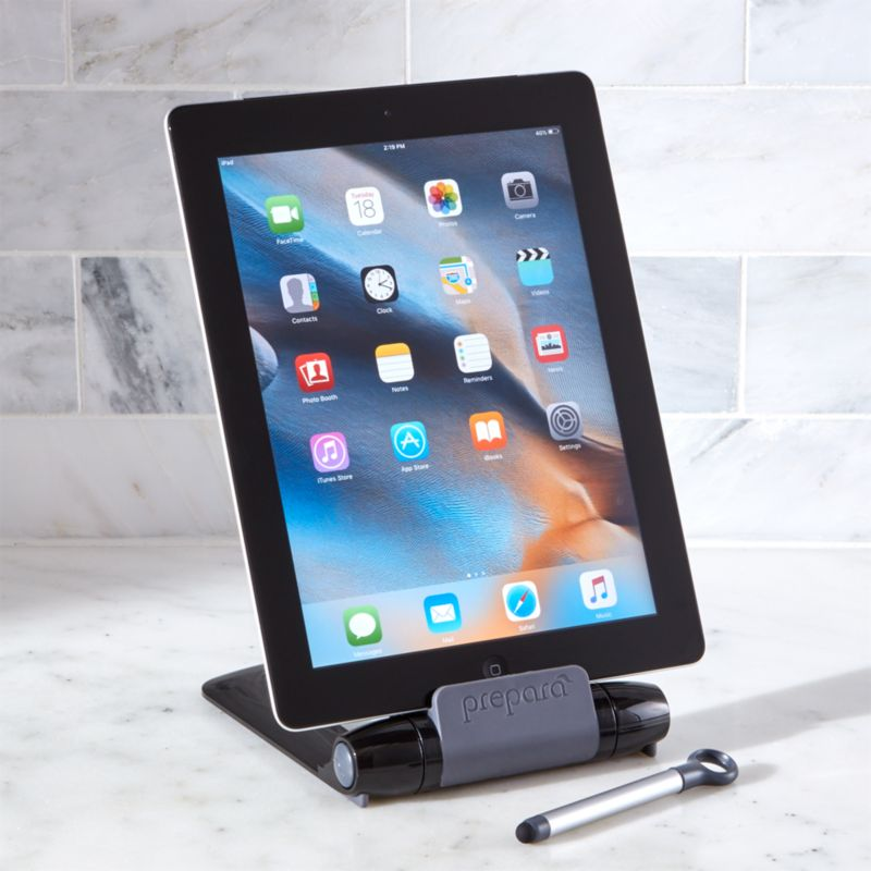 Iprep Tablet Stand Crate And Barrel