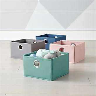 Kids Hampers Amp Closet Storage Crate And Barrel