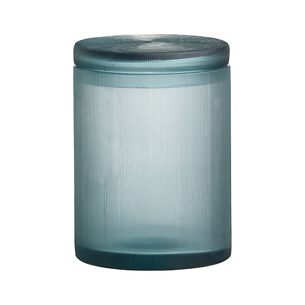 Ibiza Glass Canister