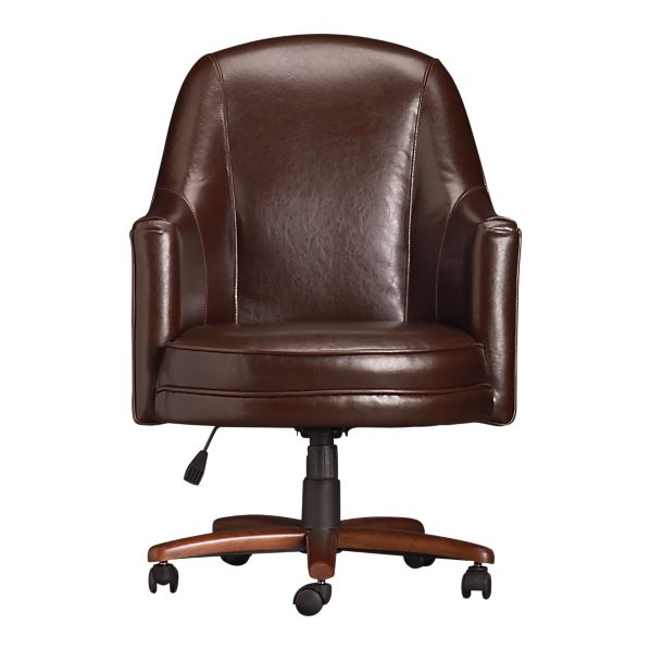 Icon Executive Office Chair | Crate&Barrel