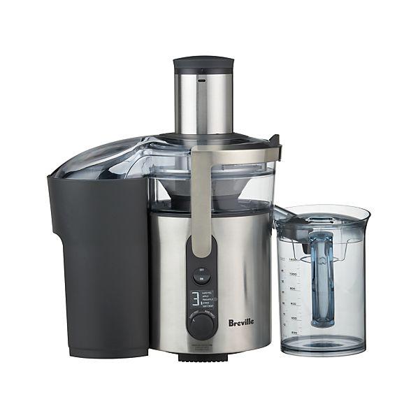 Breville ® Ikon Juice Fountain