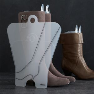 Set of 2 Illustrated Boot Shapers