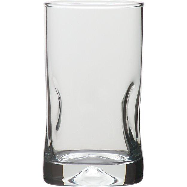 Set of 8 Impressions 10 oz. Juice Glasses