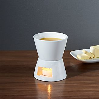 Individual Butter Warmer